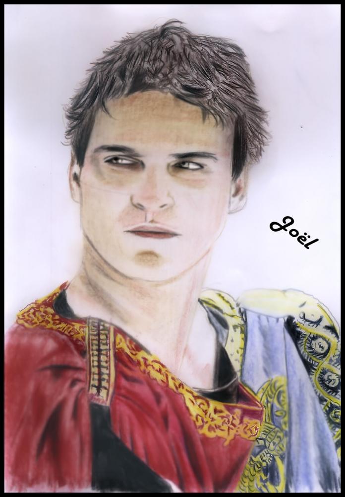 Joaquin Phoenix por klk68
